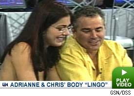 Adrianne Curry, Christopher Knight