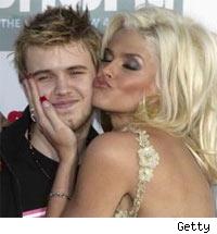 Anna Nicole Smith and Daniel Smith