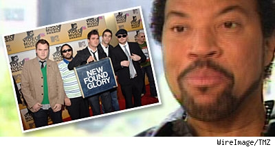 New Found Glory and Lionel Richie