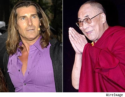 Fabio, Dalai Lama