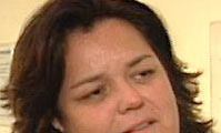 Rosie O'Donnell Bares Her Chest