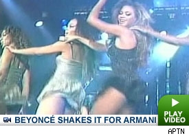 Beyonce Shakes It: Click to Watch