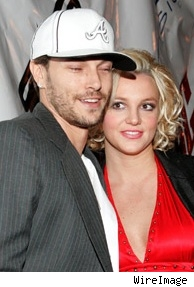 Britney Spears and K-Fed.