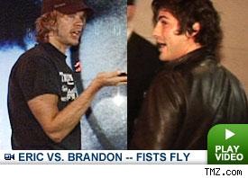 Brandon Davis, Eric Christian Olsen