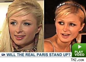 Real Paris and Fake Paris: Click to Watch!