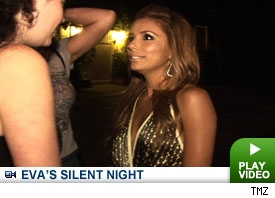 Eva's Silent Night: Click to Watch