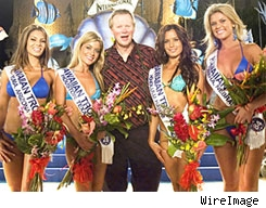 Miss Hawaiian Tropic winners