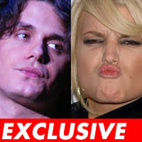 Jessica Simpson and John Mayer: hooking up?