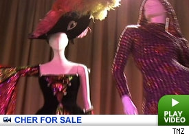 Cher's Auction: Click to Watch
