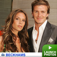 The Beckhams photo gallery