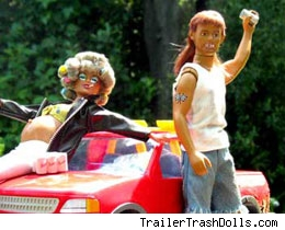 Trailer Trash Dolls