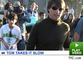 Tom Cruise: Click to watch