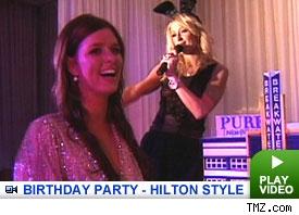 Nicky Hilton / Paris Hilton