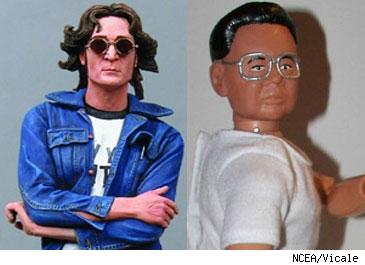John Lennon / Kim Jong-Il