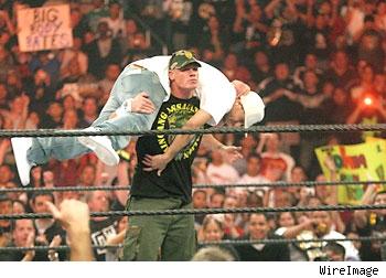 John Cena slams Kevin Federline