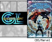 Guiding Light and Marvel join up