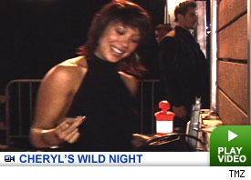 Cheryl Night Out: Click to Watch
