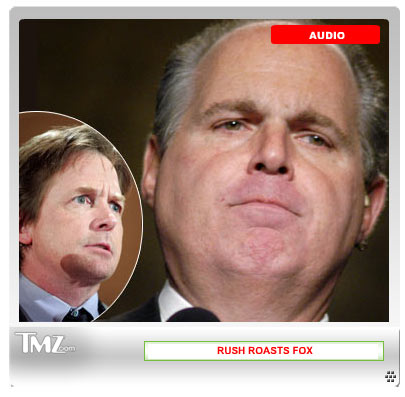 Limbaugh audio: click to hear
