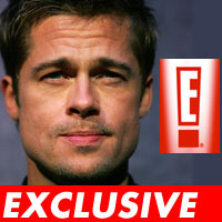E! crew caught on Brad Pitt's property