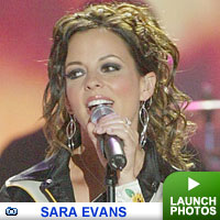Sara Evans photo gallery