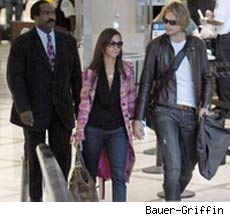 Halle Berry at LAX