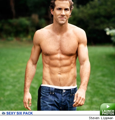 Ryan Reynolds Ripped on Celebs  Ripped  Raw And Ready    Tmz Com