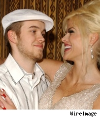 Anna Nicole Smith and Daniel Smith