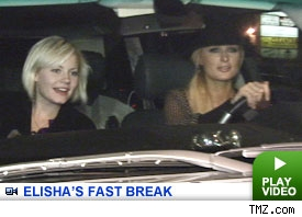 Elisha Cuthber & Paris Hilton: Click to watch