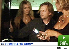 Heather Locklear & David Spade: Click to watch