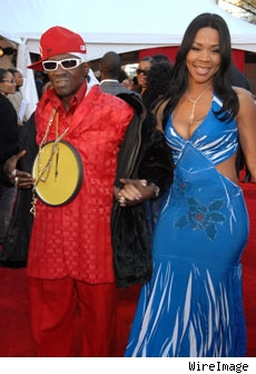 Flava Flav and Deelishis
