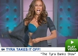 Tyra Banks: Click to watch