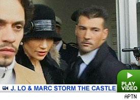 Marc Anthony & Jennifer Lopez: Click to watch