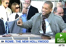 Will Smith & The Beckhams: Click to watch