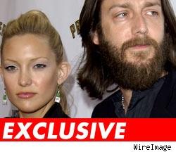 Kate Hudson and Chris Robinson Split