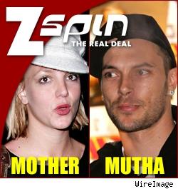 Britney & KFed