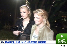 Paris Hilton & Britney Spears: Click to watch