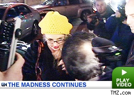 Britney Arrives -- Click to Watch