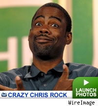 Chris Rock photo gallery:Click to launch