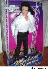 Micahel Jackson Doll