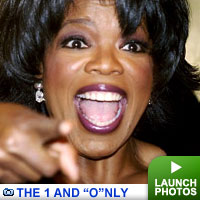 Oprah photo gallery: Click to launch