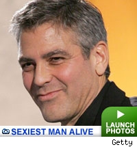 George Clooney gallery: Click to launch