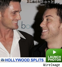 Hollywood splits: click to see gallery