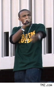 Bow Wow performs