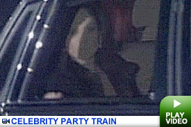 Celebrity Party Train -- Click to watch