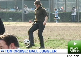 Tom Cruise -- Click to Watch