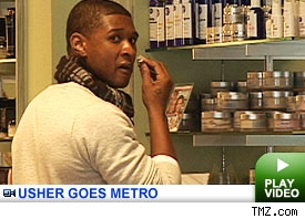 Ysher Goes Metro -- Click to Watch