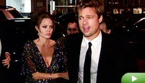 Brangelina Gets Physical