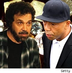 Ed Zwick and Russell Simmons