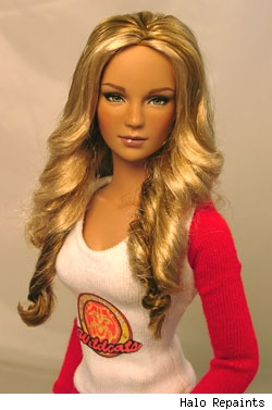 Claire Bennet Doll