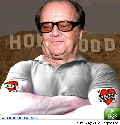 Jack Nicholson: Click to link